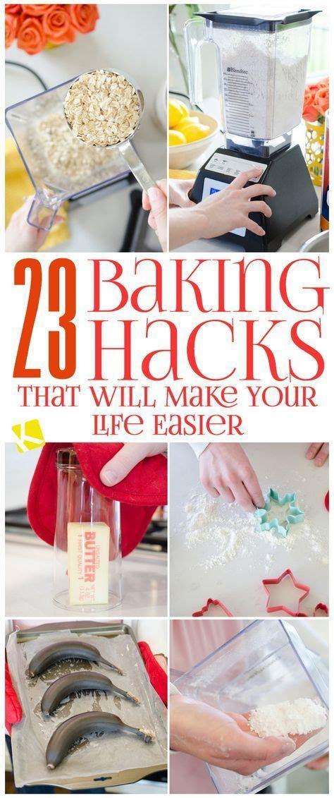 Kitchen Hacks That Make Cooking Easier by 23 Genius Baking Hacks That Will Make Your Easier