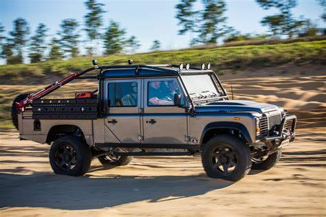 east coast defender offering   powered land rover