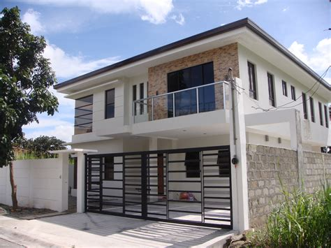 House And Lot For Sale In Quezon Brand New Modern House
