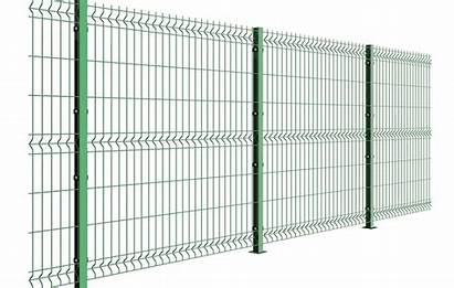 Fencing Perimeter Wire Fence Greenhouse Welded Steel