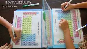 Teach Kids Chemistry With This Homemade Periodic Table