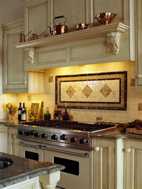 kitchen backsplash murals home design ideas pictures