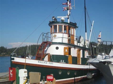 Used Pontoon Boats For Sale Craigslist Oregon by Tug Boats For Sale Pacific Northwest Vintage Boats For