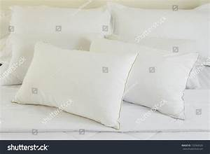 white pillows on bed comfortable soft stock photo With comfortable pillows for bed