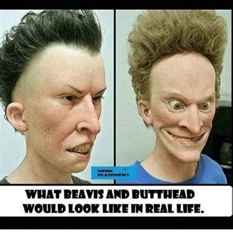 Funny Beavis And Butthead Memes Of 2017 On Meme