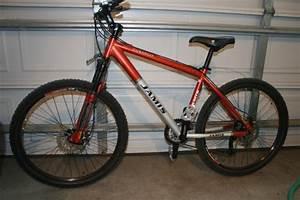 2006 Jamis Durango 3 0 Medium 17 U0026quot  Orange And Silver For Sale