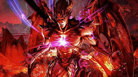 Devil Kazuya Full Form Tekken 7 01 Ps4wallpaperscom