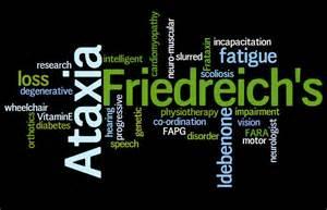 Friedreich's Ataxia - Wilde Life : Official Kim Wilde fansite Friedreich's Ataxia
