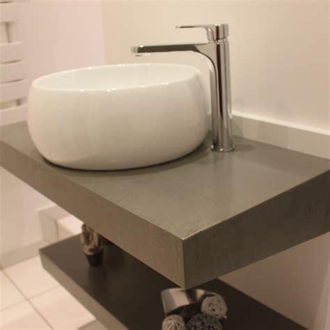 chambre d hote a londres centre 100 salle bain en beton cire meuble en béton ciré
