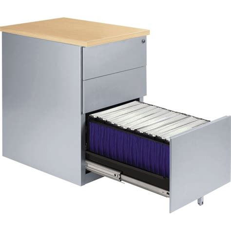 tiroir de bureau caisson metallique hauteur bureau 3 tiroirs h s