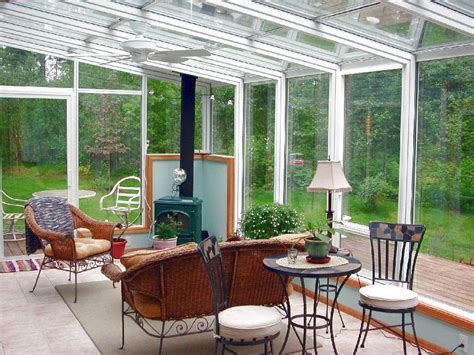 sunroom patio home