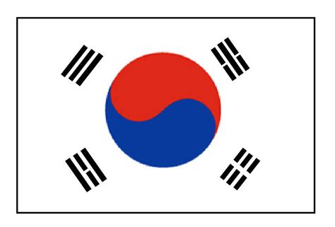 South Korean Flag Wallpaper The Meaning Of The Korean Flag Integrity Martial Arts
