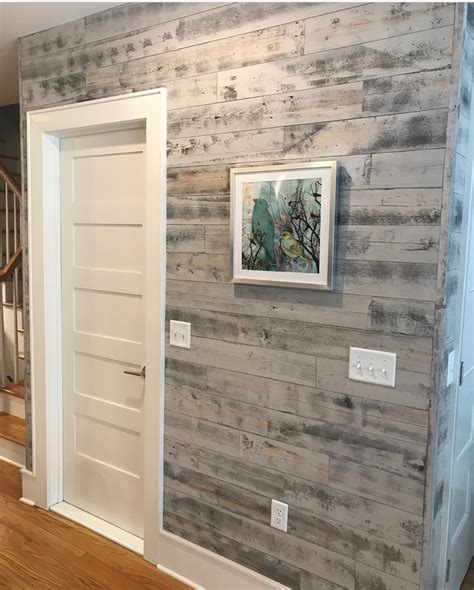 Reclaimed Shiplap by 5 Easy Peel And Stick Shiplap Designs That Will Impress