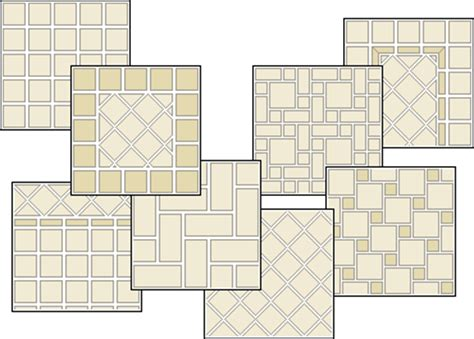 tile placement patterns square tile layout patterns www pixshark com images galleries with a bite
