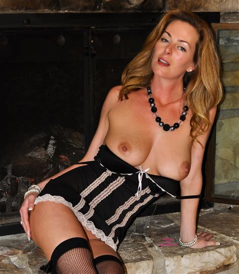 Wife In Sexy Lingerie At Fireplace November Voyeur Web Hall Of Fame