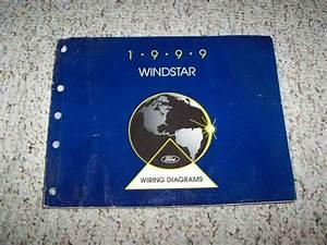 1999 Ford Windstar Electrical Wiring Diagram Manual Lx Se