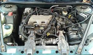 2002 Buick Century Engine Overview