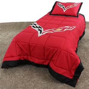 c7 corvette reversible comforter twin set chevymall