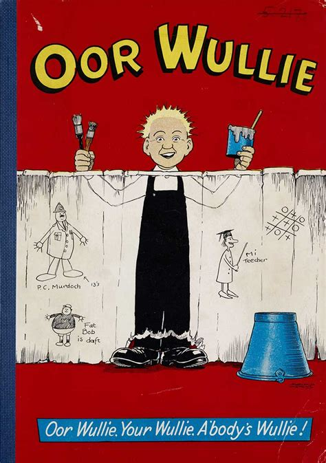 wullies galleries oor wullie national library  scotland