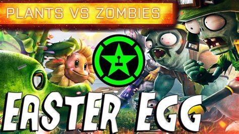 warfare plants zombies garden vs easter character rare egg
