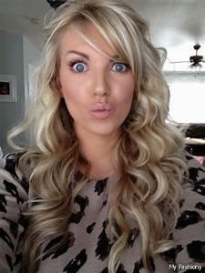 Blonde With Brown Underneath Wedding Hair Curled Google