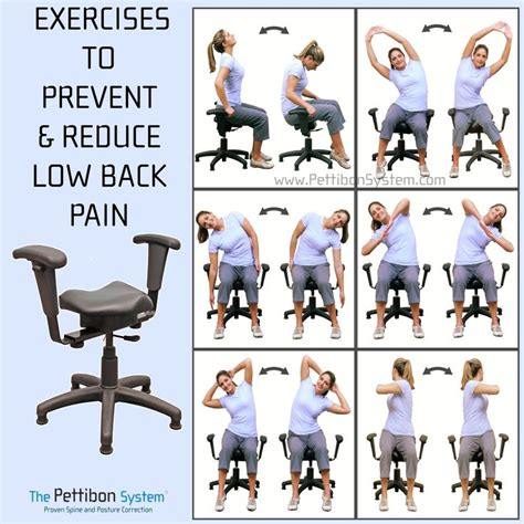 amazing stretches for back relief the wobble chair