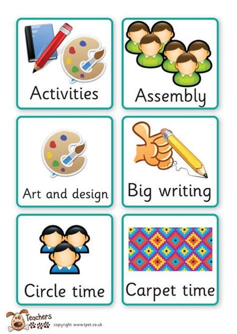 Best 25+ Visual Timetable Ideas Only On Pinterest  Teacher, Clocks Go Back 2016 And Daily Schedules