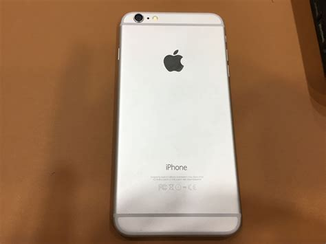 phone for iphone 6 iphone 6 plus silver 16gb