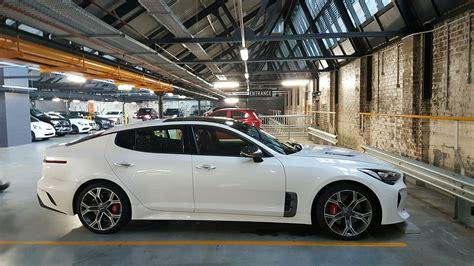 2017 Kia Stinger GT spied testing in Sydney - photos ...
