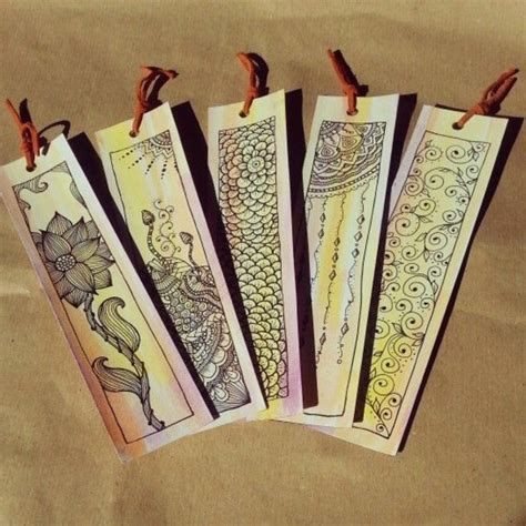 making bookmarks  fresh ideas lifestyle trends tips