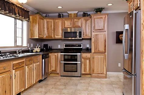 unique kitchen island ideas best hickory kitchen cabinets thediapercake home trend