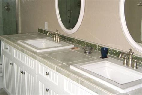 Kitchen Decor Ideas 2013 - tile bathroom countertops liberty home solutions llc