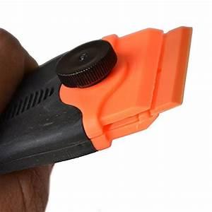 Enlever Colle Forte Sur Plastique : ehdis auto sticker remover plastic blade triumph 1 5 scraper avec 10 pcs lames de lame de ~ Maxctalentgroup.com Avis de Voitures