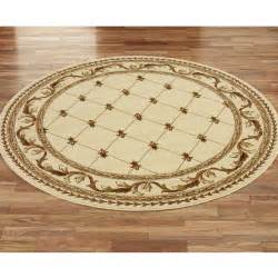 Round Kitchen Area Rugs