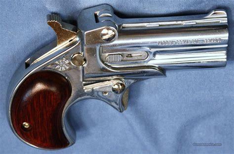 Cobra Two Shot Overunder Derringer 22 Magnum For Sale