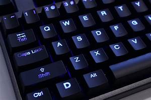Deck, Hassium, Pro, Blue, Led, Cherry, Mx, Brown, Mechanical, Keyboard