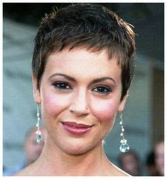 chemo hairstyles images women short hair
