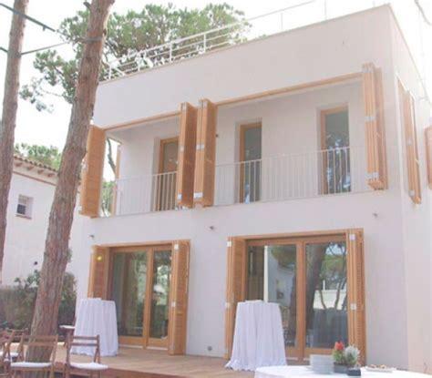 casa en castelldefels casa de madera en castelldefels house habitat