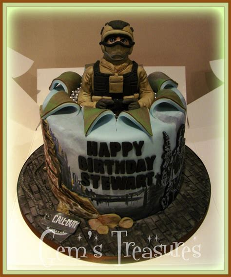 call of duty cake call of duty cake by gertygetsgangster on deviantart