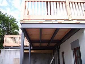 Balkon Dielen Holz : balkonbau auburger stahl anbaubalkone balkonanbauten ~ Michelbontemps.com Haus und Dekorationen
