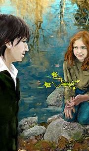 Sev & Lily - Severus Snape & Lily Evans Fan Art (21064262 ...