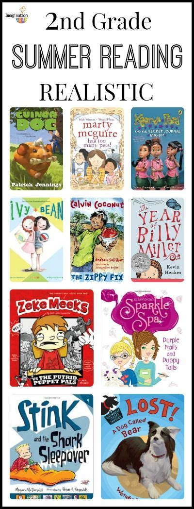second grade summer reading list summer reading lists