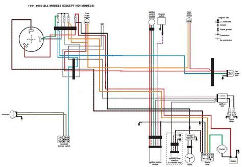 Wiring Diagram Dyna Bobber by Wrg 6653 2009 Sportster Wiring Diagram