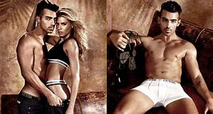 Joe Jonas & Charlotte McKinney Star in Sexy 'Guess ...