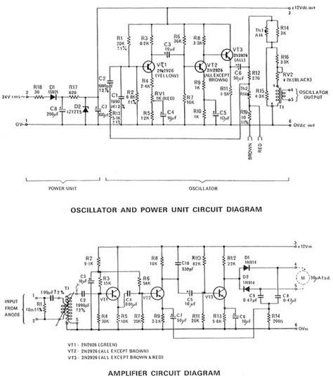 tester avo v c m 163 measurement principle revised