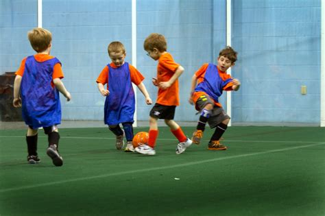 Knoxville Indoor Soccer At Cool Sports Home Of The