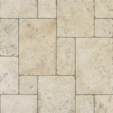 travertine tile pattern this darker grout works because it matches the darker colors in the tile home decor