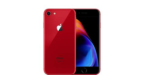 Iphone 8 64gb (product)red Unlocked