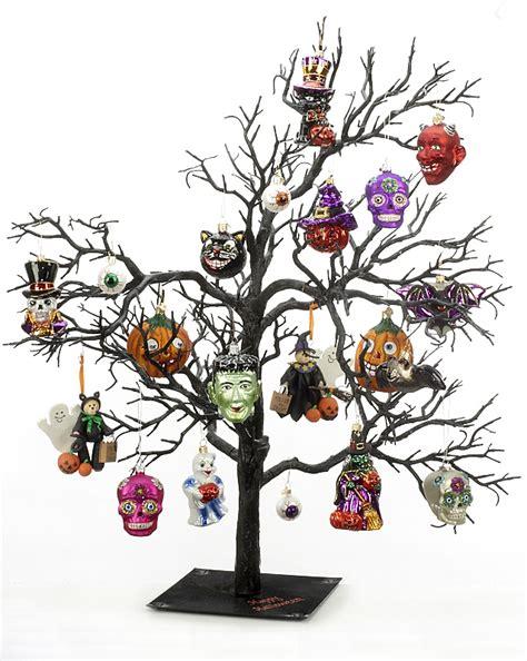 black twig tree for halloween christmas gift