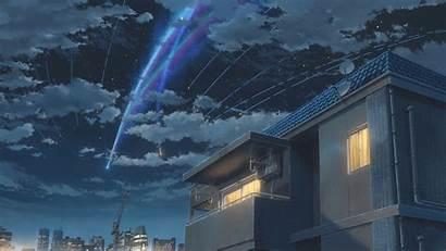 Anime Wa 4k Kimi Shinkai Makoto Lofi
